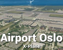 Airport Oslo for X-Plane