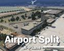 Airport Split (LDSP) Scenery for X-Plane