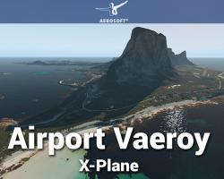 Airport Vaeroy