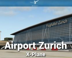 Airport Zurich V2.0 Scenery for X-Plane