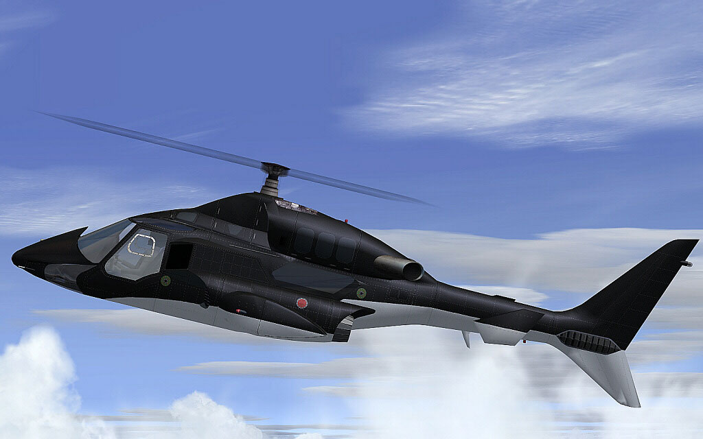 Airwolf for FSX by AFS-Design
