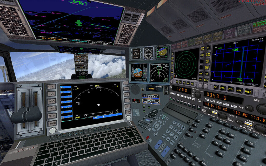 Airwolf For Fsx By Afs Design