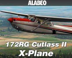 Cessna 172RG Cutlass II for X-Plane