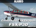 Cessna 207 Skywagon for FSX/P3D