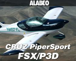 CRUZ PiperSport PS-28 for FSX/P3D