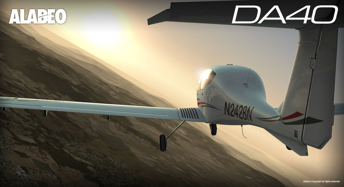 Diamond DA40 for FSX/P3D