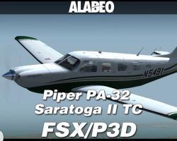 Piper PA-32 Saratoga II TC