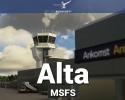 Alta Airport (ENAT) Scenery for MSFS