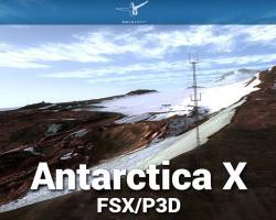 Antarctica X Scenery