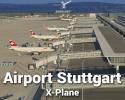Airport Stuttgart for X-Plane 11