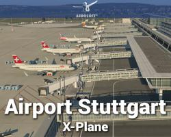 Airport Stuttgart for X-Plane 11