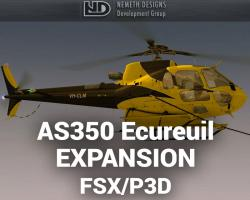 Aerospatiale AS350 Ecureuil Expansion Package