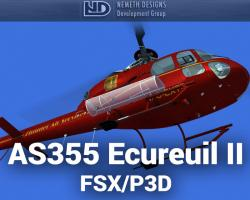 Eurocopter AS355 Ecureuil II