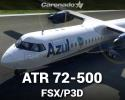 ATR 72-500 Series for FSX/P3D