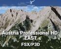 Austria Professional HD Scenery: East for FSX/P3D