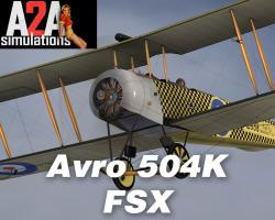 Aircraft Factory: Avro 504 K