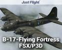 Aeroplane Heaven B-17-Flying Fortress for FSX/P3D