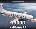Beechcraft 1900D HD Series for X-Plane 11