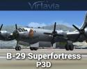 Boeing B-29 Superfortress for P3Dv4
