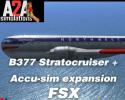 Captain of the Ship B377 Stratocruiser for FSX