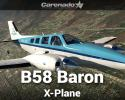 Beechcraft B58 Baron for X-Plane