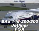 BAe 146-200/300 Jetliner for FSX