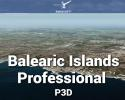 Balearic Islands Professional Scenery for P3D