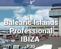 Ibiza: Balearic Islands Professional Scenery for P3D