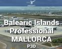 Mallorca: Balearic Islands Professional Scenery for P3D