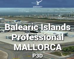 Mallorca: Balearic Islands Professional Scenery for P3D