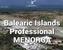 Menorca: Balearic Islands Professional Scenery for P3D