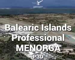 Menorca: Balearic Islands Professional Scenery for P3D