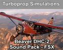 DeHavilland DHC-2 Beaver Sound Pack - FSX