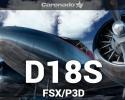 Beechcraft Model 18 D18S for FSX/P3D
