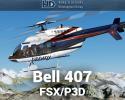 Bell 407 for FSX/P3D