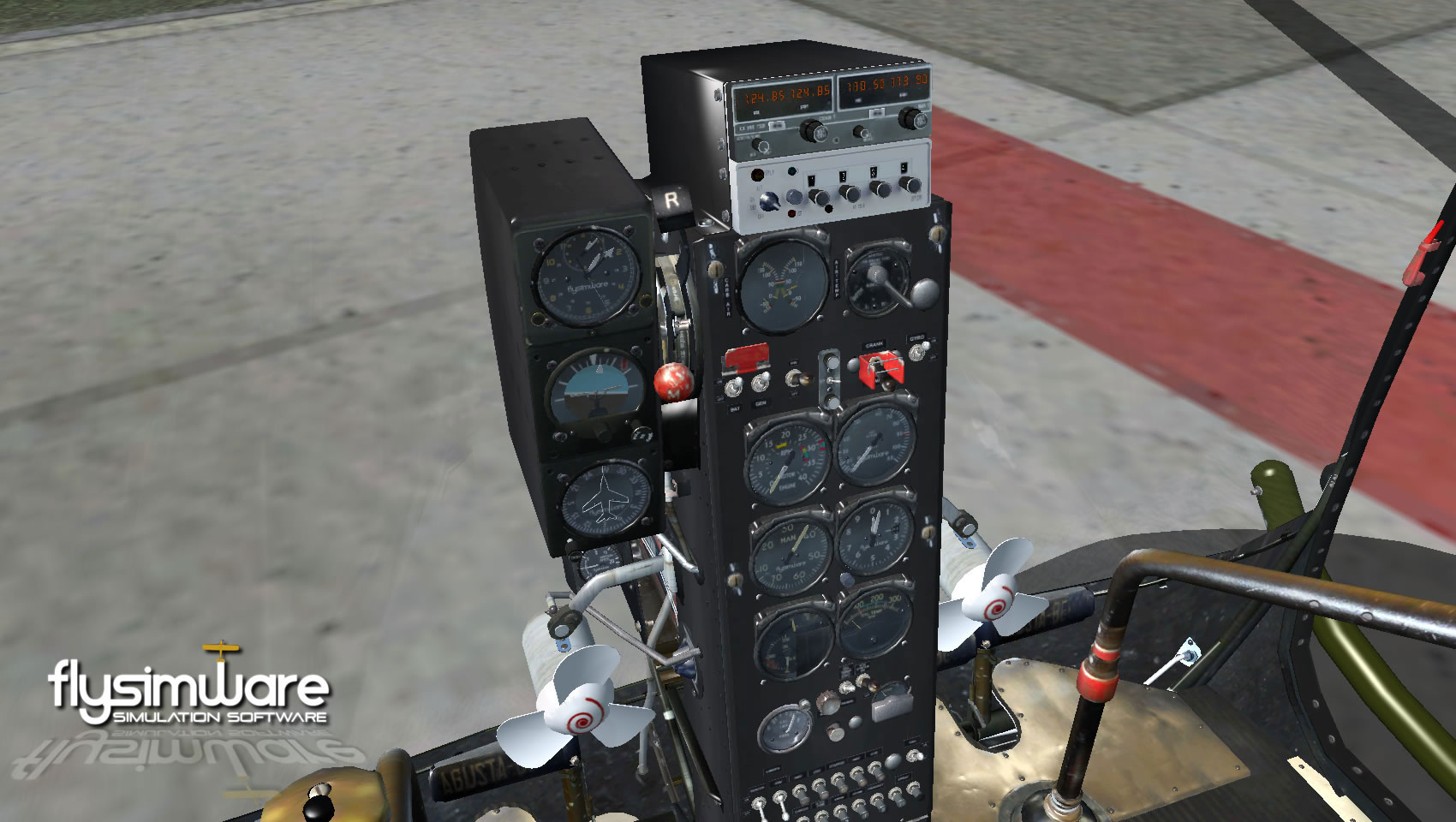 helicopter simulator training with Bell 47g Sioux H 13 Fsx P3d 753 on Piper Seminole also 87 as well Employers Of Defence Reservists S le Navy Experience furthermore Airwolf Fsx 486 furthermore Bell 47g Sioux H 13 Fsx P3d 753.