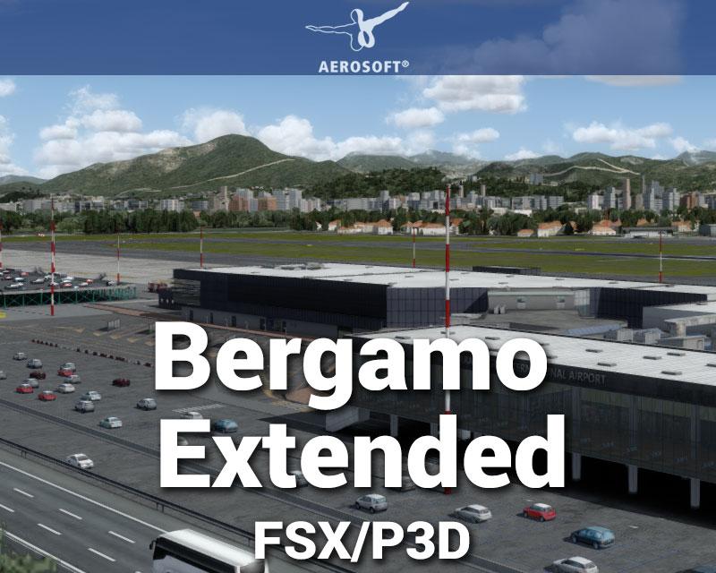 Bergamo Extended Scenery for FSX/P3D