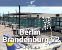 Airport Berlin Brandenburg Scenery v2 for X-Plane
