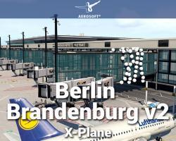 Airport Berlin Brandenburg Scenery v2