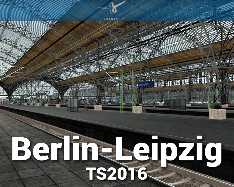 berlin leipzig for ts2016 by aerosoft. Black Bedroom Furniture Sets. Home Design Ideas
