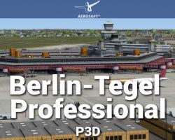 Berlin-Tegel Professional Scenery for P3D