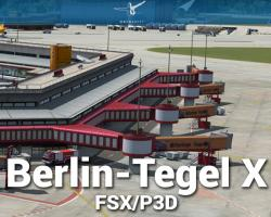 Berlin-Tegel X Scenery