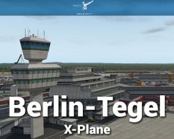 Airport Berlin-Tegel Scenery