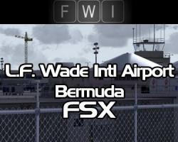 L.F. Wade International Airport (TXKF) Scenery