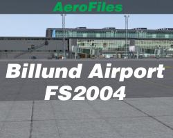 Billund Airport Scenery