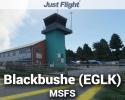 Blackbushe Airport (EGLK) Scenery for MSFS