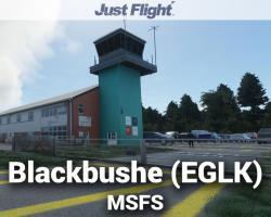 Blackbushe Airport (EGLK) Scenery