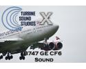 TSS Boeing 747 GE CF6-80 Sound Pack for FSX