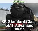 BR Standard Class 5MT Advanced for TS2016
