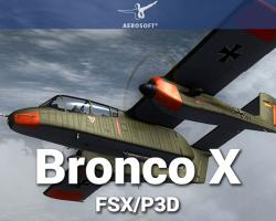 Bronco X for FSX/P3D
